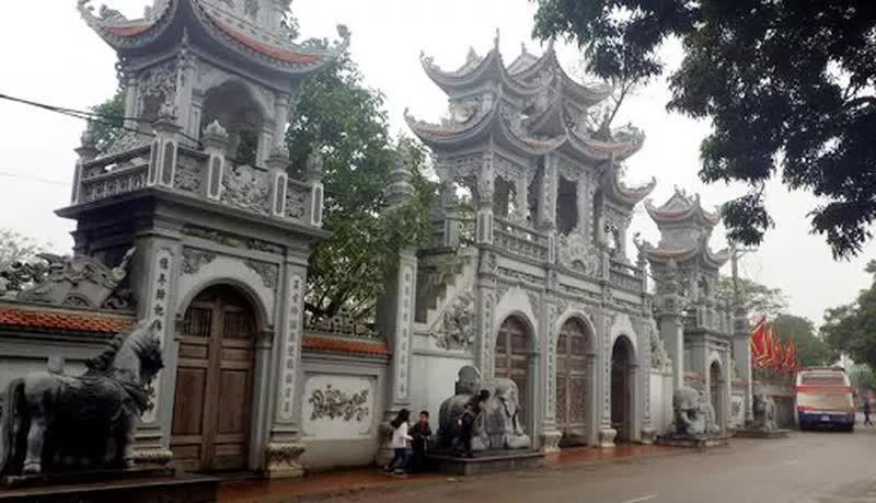 Khẩn: Tìm người đến cụm đền Tiên La (Thái Bình) ngày 25/4 - Ảnh 1.