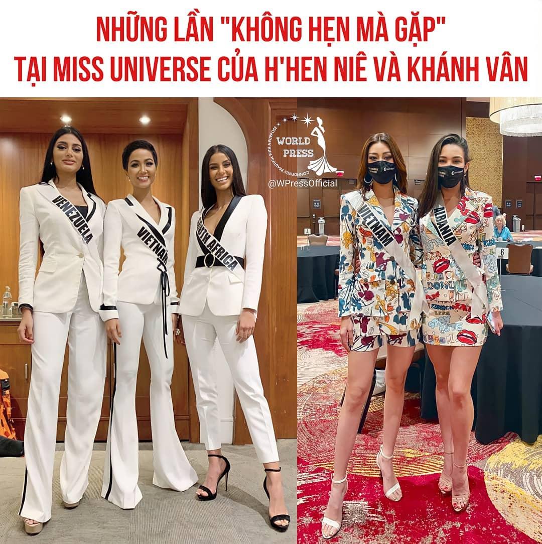 """Rùng mình lời tiên tri về Khánh Vân khi cô vô tình tái hiện pha """"đụng hàng"""" lịch sử của H'Hen Niê tại Miss Universe - Ảnh 6."""