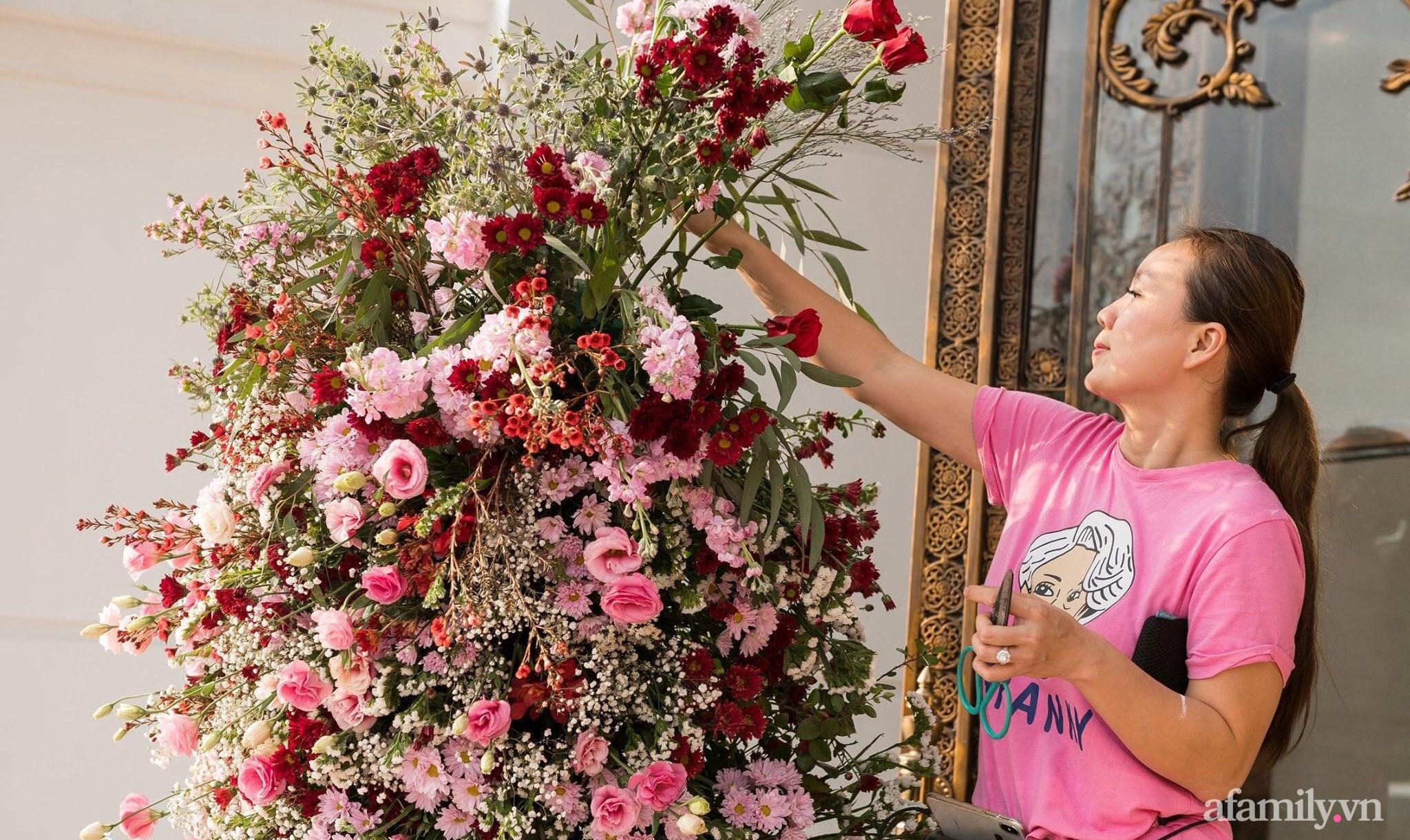 Cựu hoa hậu Hà Thành chỉ cách tiếp cận khách hàng hiệu quả cho những ai theo niềm đam mê trang trí tiệc cưới - Ảnh 3.