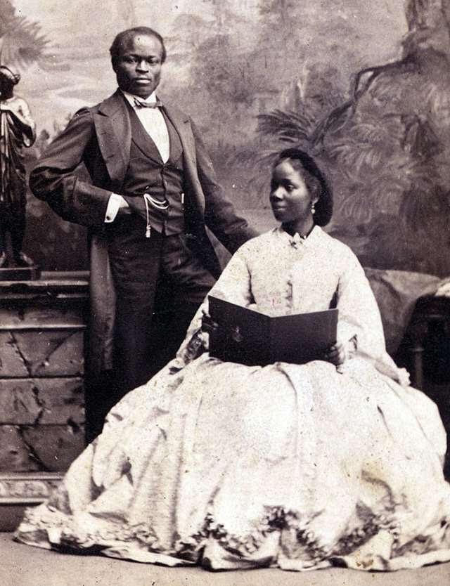 """Hoàng gia Anh từng có một nàng """"Công chúa da đen"""" kỳ lạ: xuất thân nô lệ, nhờ may mắn được Nữ hoàng nhận làm con nuôi - Ảnh 5."""