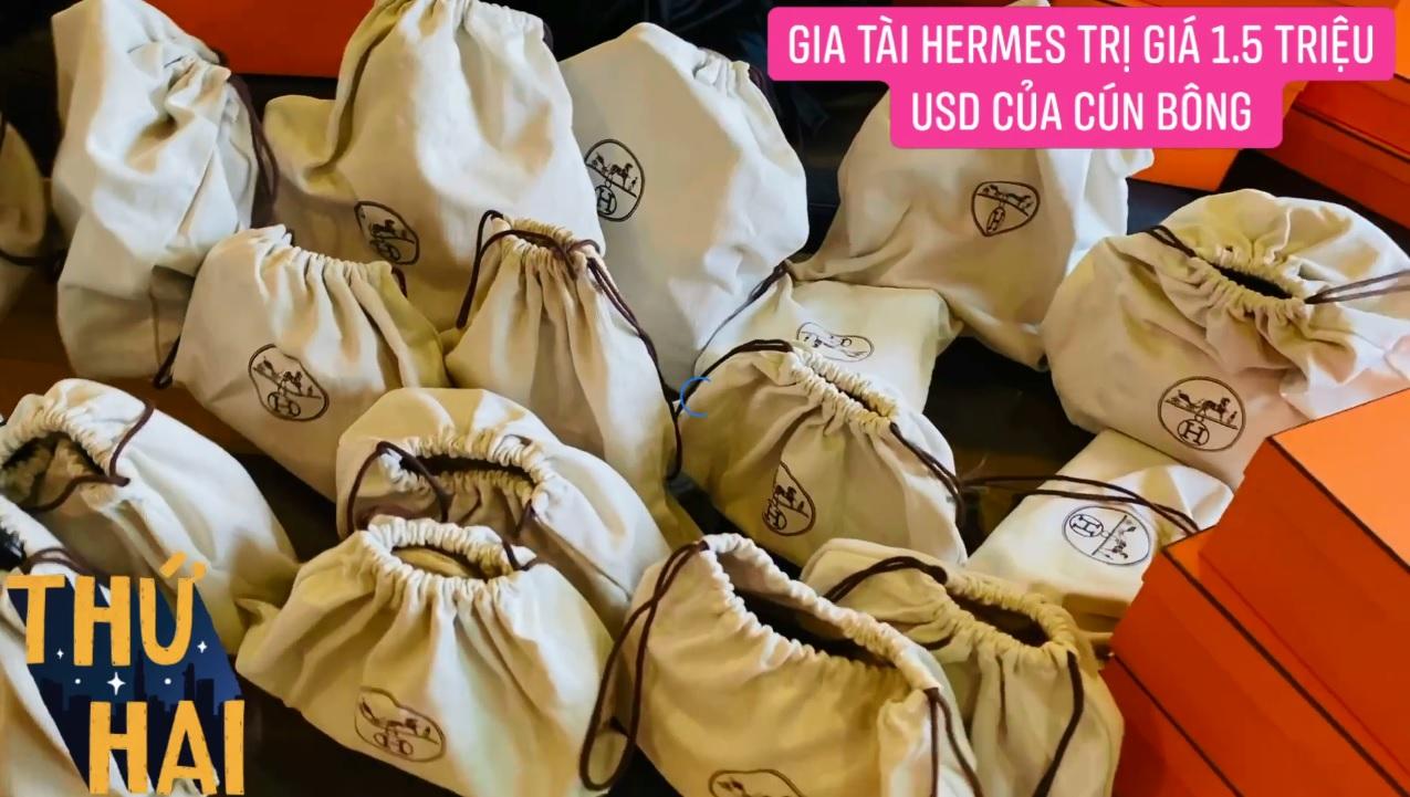 Hot mom nhiều túi Hermès hơn cả Ngọc Trinh lần đầu hé lộ gia tài túi hơn 30 tỷ, nhiều mẫu hot hit chưa chắc có tiền đã mua được - Ảnh 2.