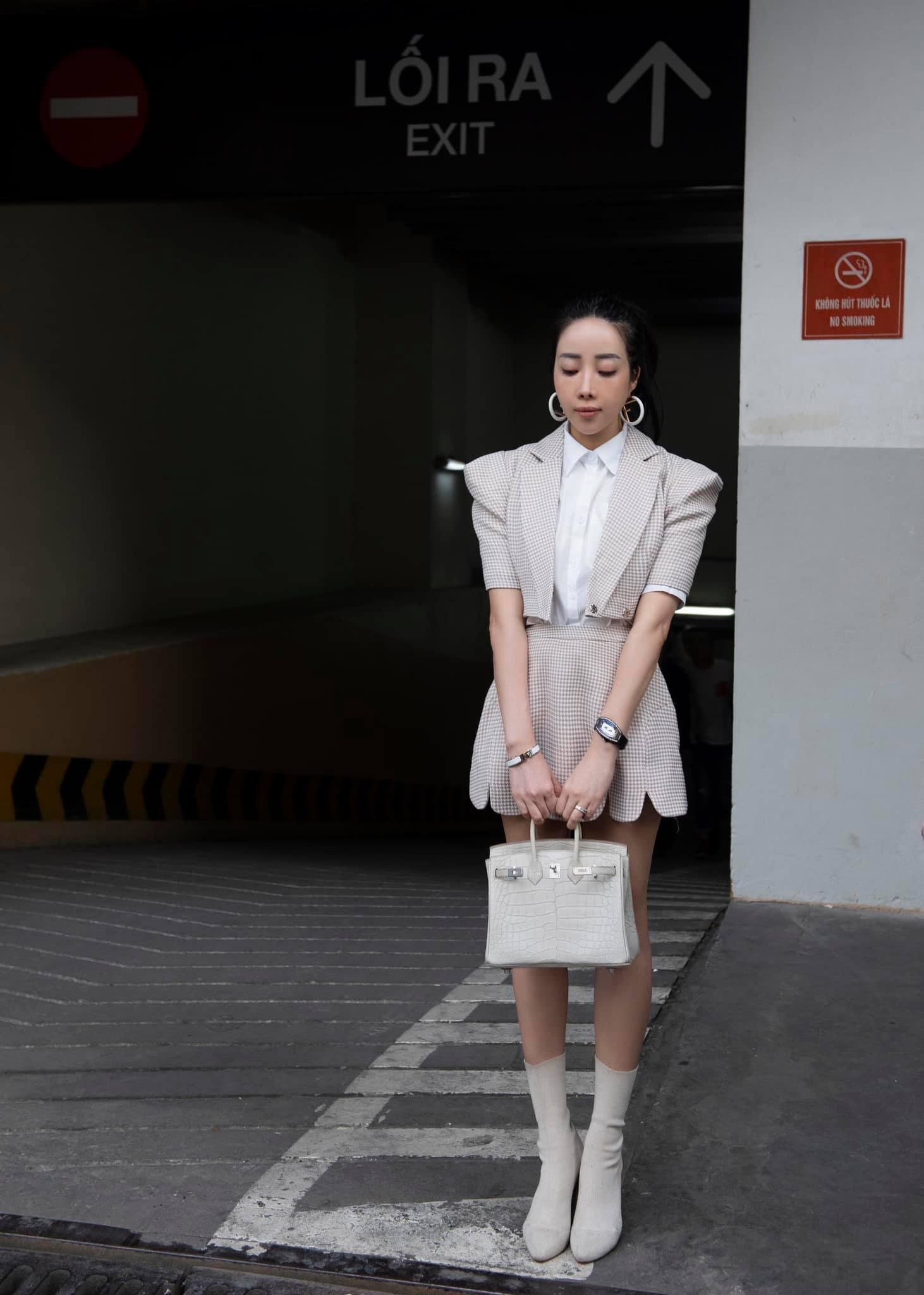Hot mom nhiều túi Hermès hơn cả Ngọc Trinh lần đầu hé lộ gia tài túi hơn 30 tỷ, nhiều mẫu hot hit chưa chắc có tiền đã mua được - Ảnh 8.