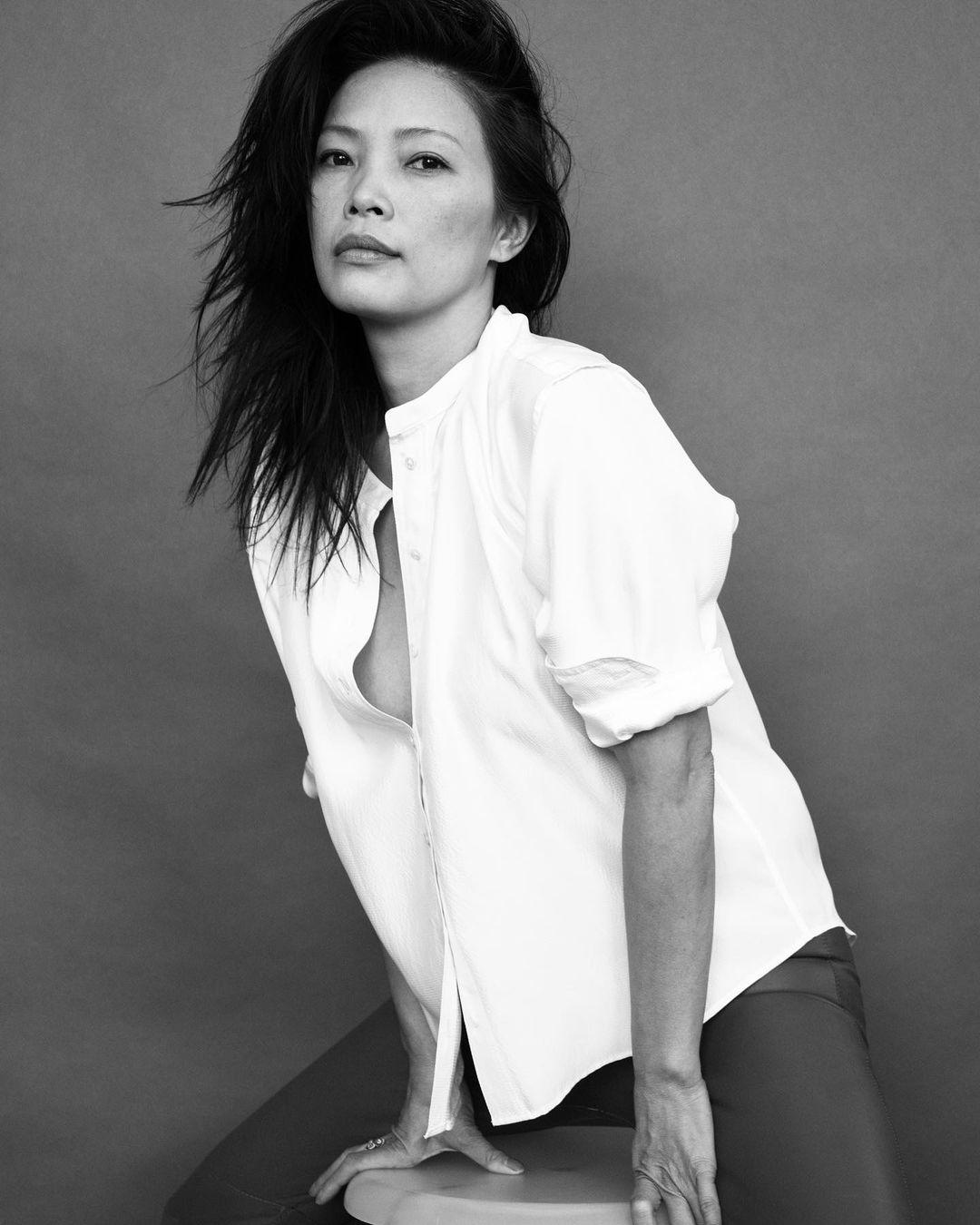 Siêu mẫu gốc Việt từng là bạn diễn của Chương Tử Di: Từ cô bé tự ti đến nàng mẫu tỏa sáng rực rỡ tại show Chanel - Ảnh 6.