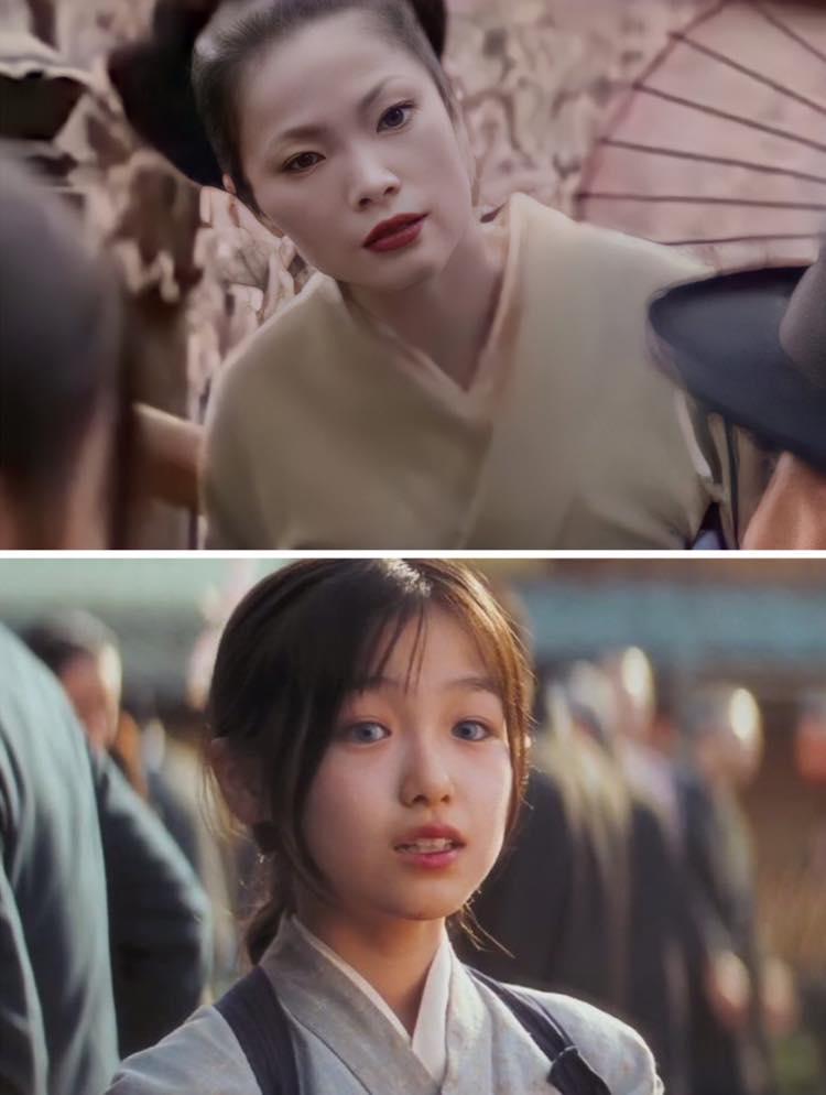 Siêu mẫu gốc Việt từng là bạn diễn của Chương Tử Di: Từ cô bé tự ti đến nàng mẫu tỏa sáng rực rỡ tại show Chanel - Ảnh 2.