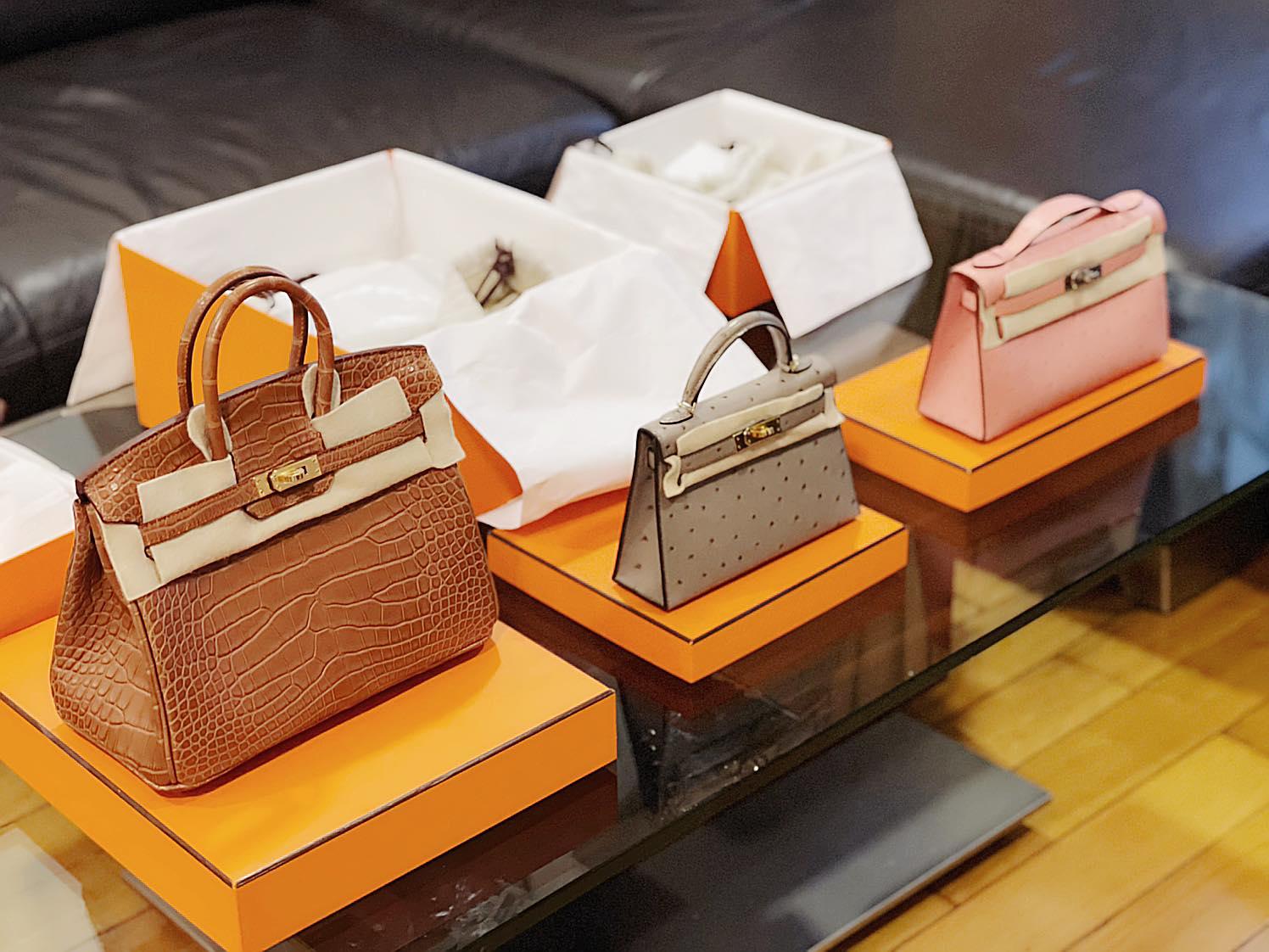 Hot mom nhiều túi Hermès hơn cả Ngọc Trinh lần đầu hé lộ gia tài túi hơn 30 tỷ, nhiều mẫu hot hit chưa chắc có tiền đã mua được - Ảnh 12.