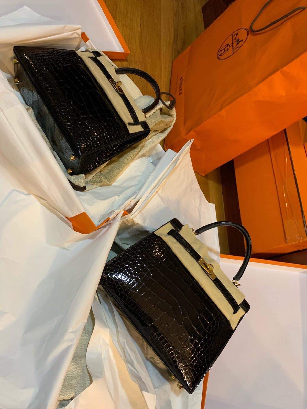 Hot mom nhiều túi Hermès hơn cả Ngọc Trinh lần đầu hé lộ gia tài túi hơn 30 tỷ, nhiều mẫu hot hit chưa chắc có tiền đã mua được - Ảnh 13.