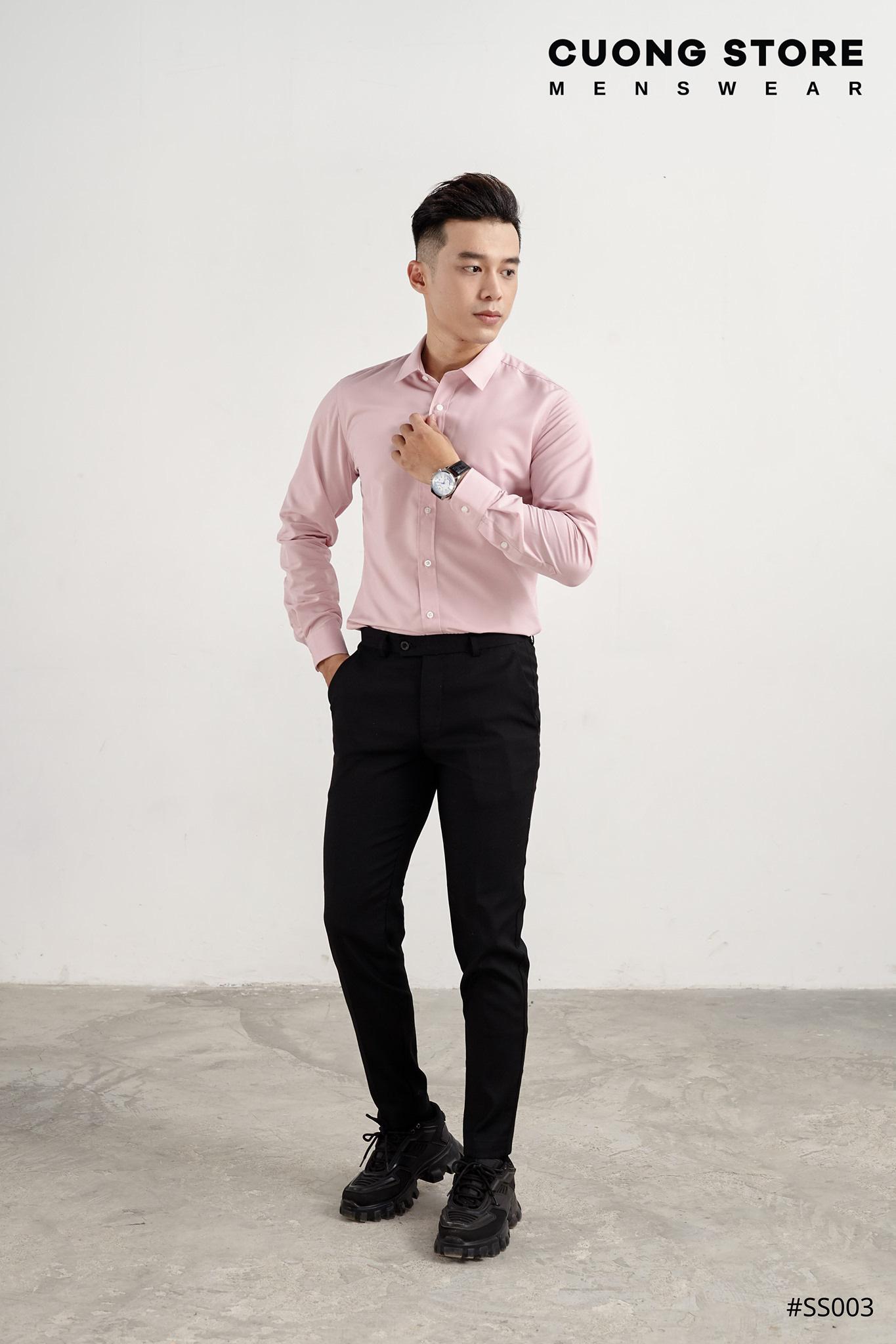 Thời trang CUONG Store gợi ý mix đồ công sở nam theo phong cách đầy cá tính - Ảnh 1.