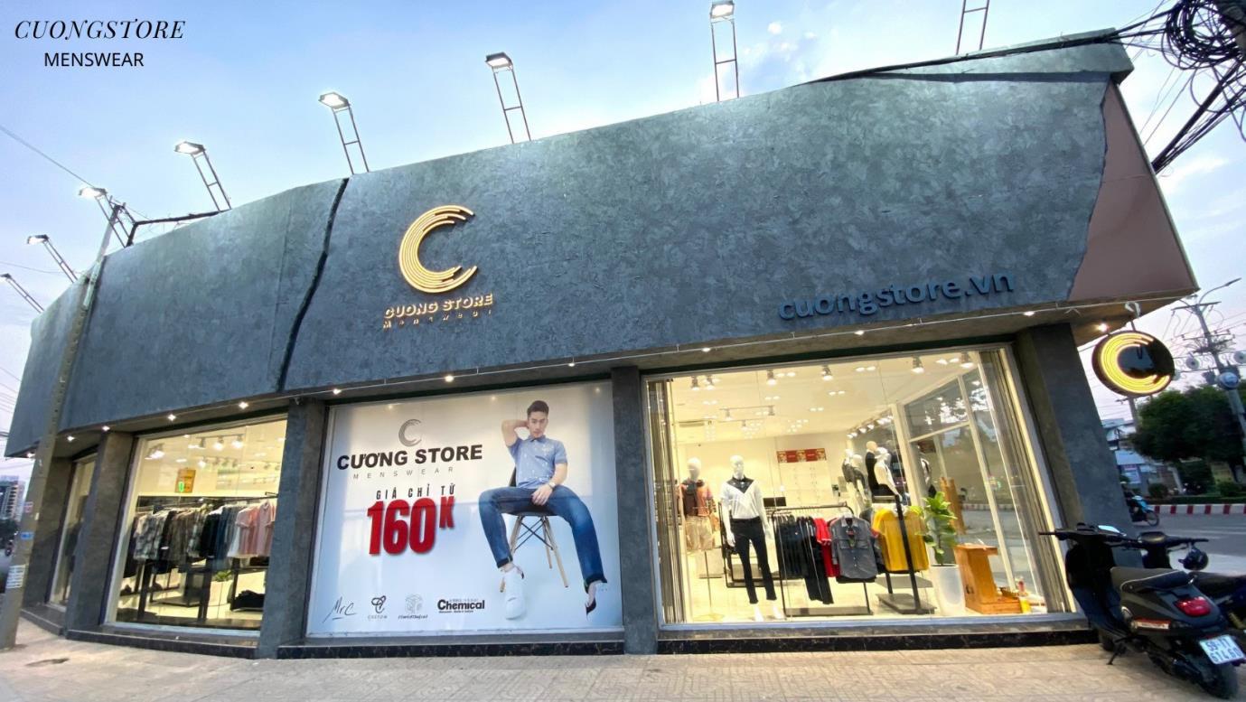Thời trang CUONG Store gợi ý mix đồ công sở nam theo phong cách đầy cá tính - Ảnh 2.