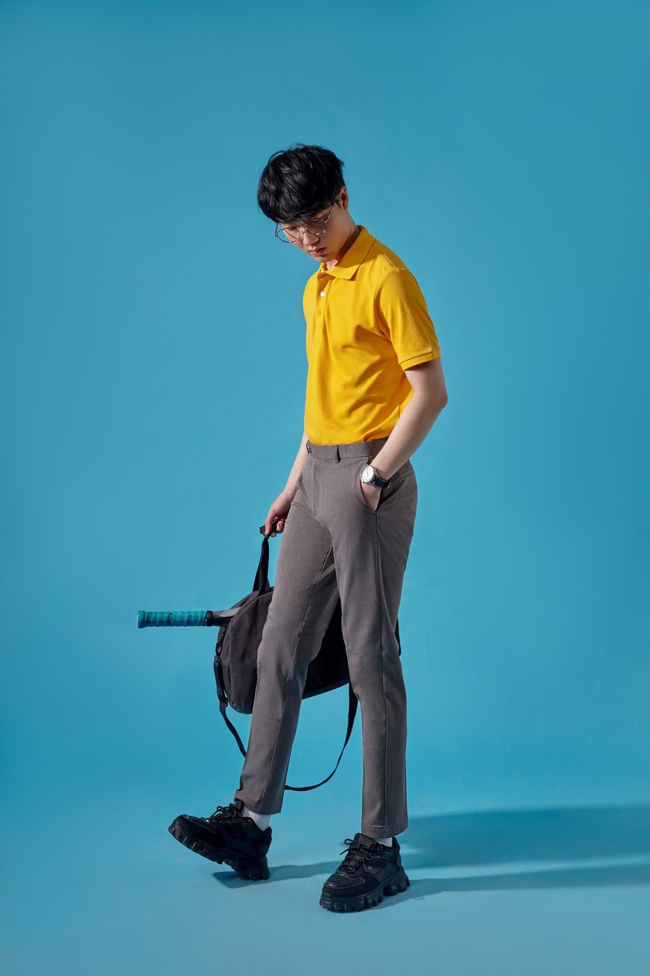 Thời trang CUONG Store gợi ý mix đồ công sở nam theo phong cách đầy cá tính - Ảnh 3.