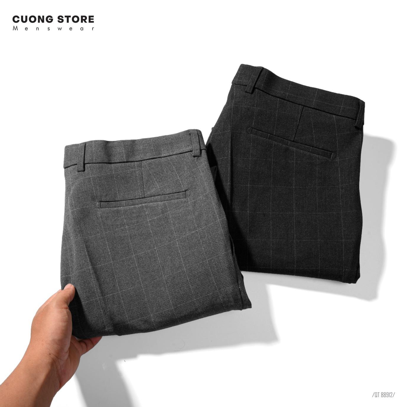 Thời trang CUONG Store gợi ý mix đồ công sở nam theo phong cách đầy cá tính - Ảnh 4.