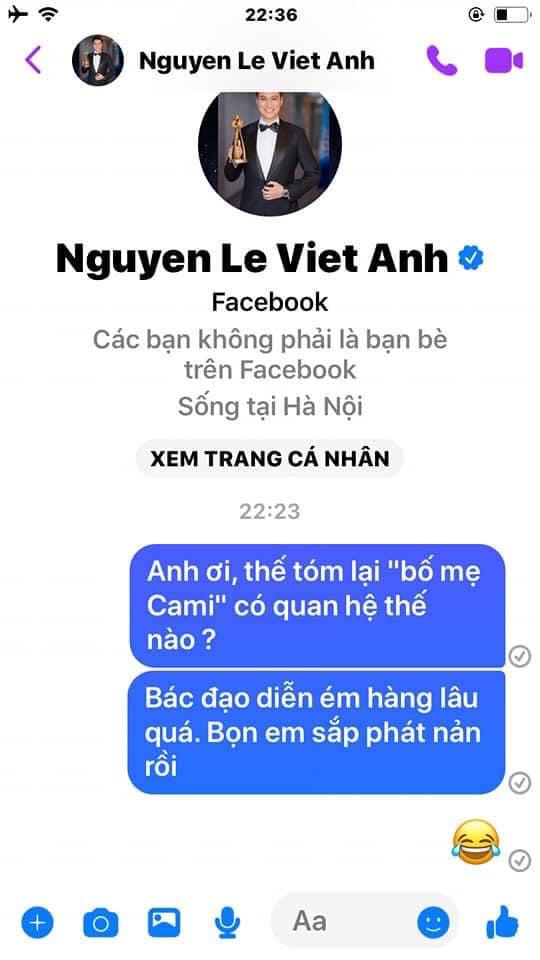 """Khán giả inbox Việt Anh hỏi quan hệ với mẹ Cami """"Hướng dương ngược nắng"""" vì quá sốt ruột - Ảnh 5."""