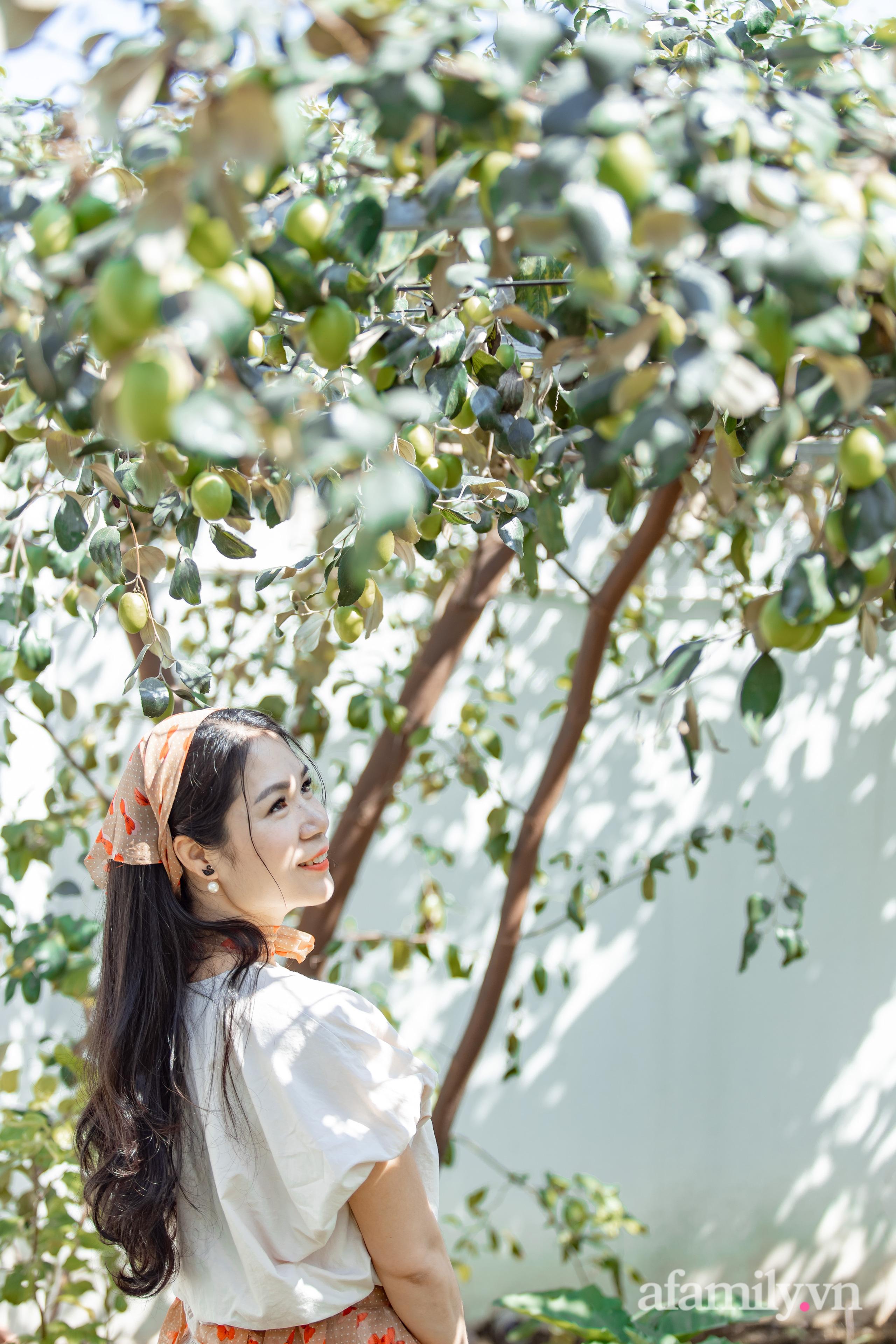 """""""Nông trại"""" rộng 300m2 đẹp như cổ tích với đủ loại hoa và rau quả của mẹ 4 con ở Móng Cái, Quảng Ninh - Ảnh 7."""