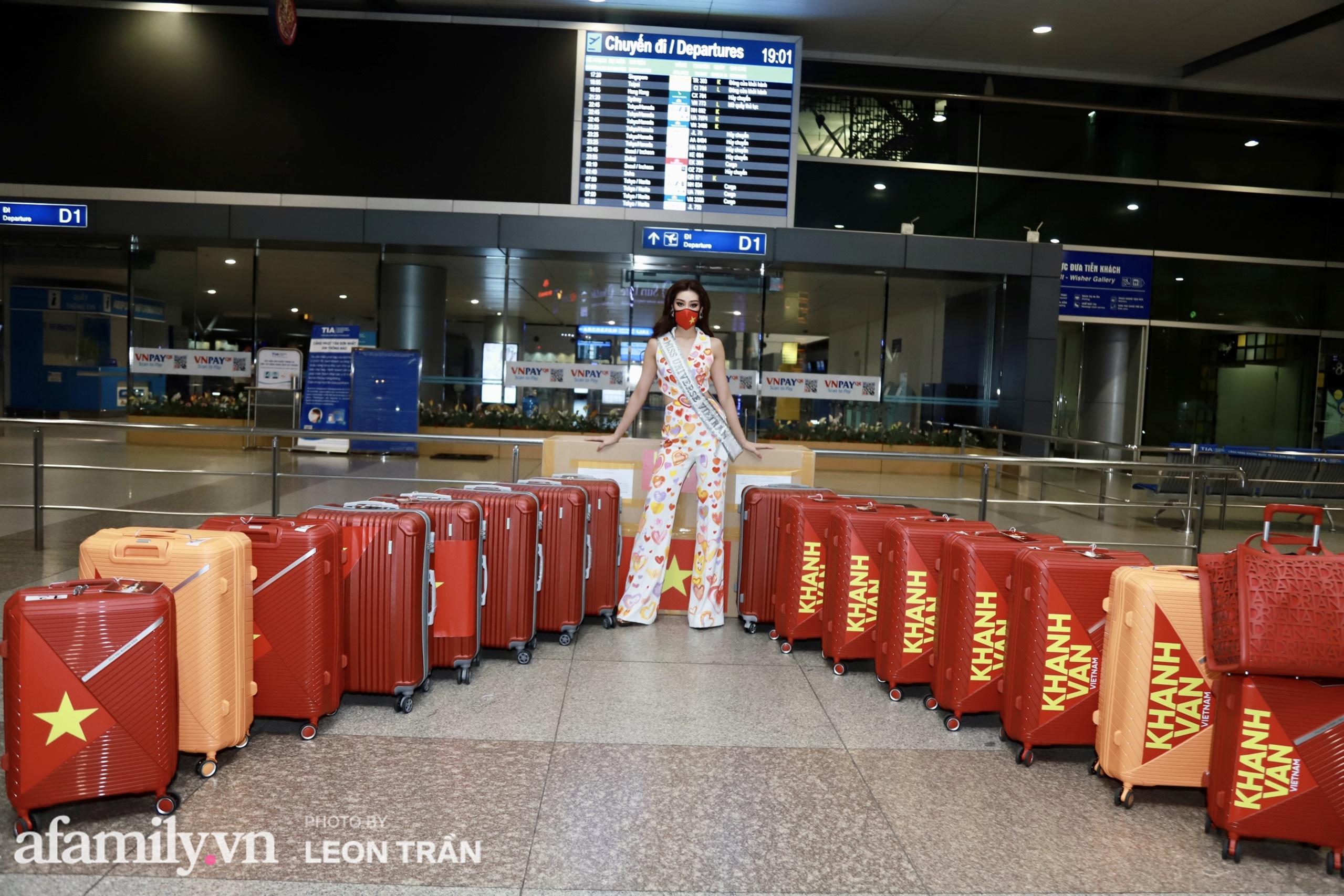 """Dân tình vừa tự hào vừa thương cảm với 3 chiến thuật style """"cao tay"""" của Khánh Vân tại Miss Universe - Ảnh 5."""