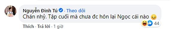 Việt Anh tuyên bố tập 36 lên sóng tối qua là tập cuối Hướng dương ngược nắng khiến dân tình vừa hoang mang vừa buồn cười - Ảnh 4.