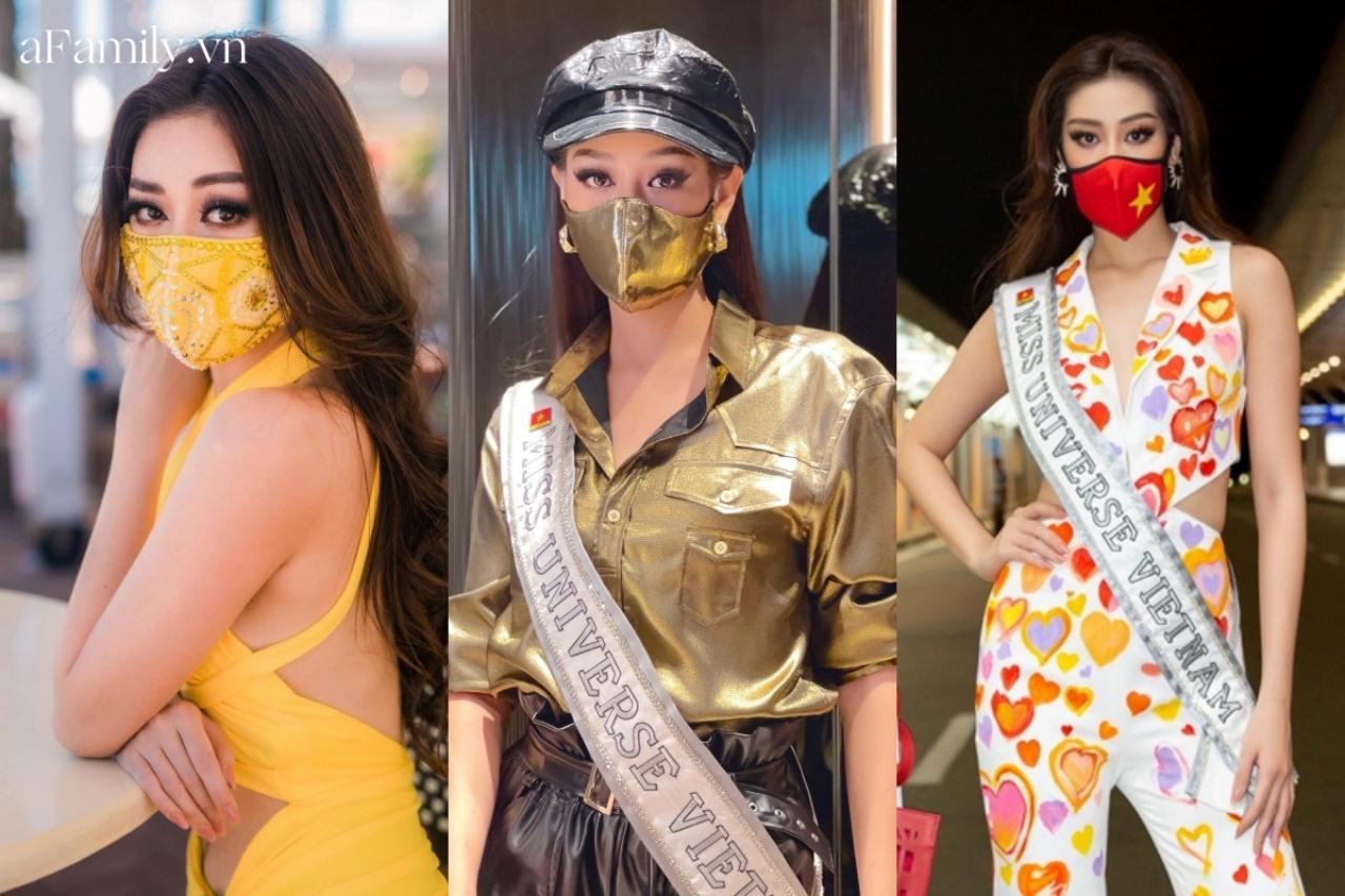 """Dân tình vừa tự hào vừa thương cảm với 3 chiến thuật style """"cao tay"""" của Khánh Vân tại Miss Universe - Ảnh 3."""