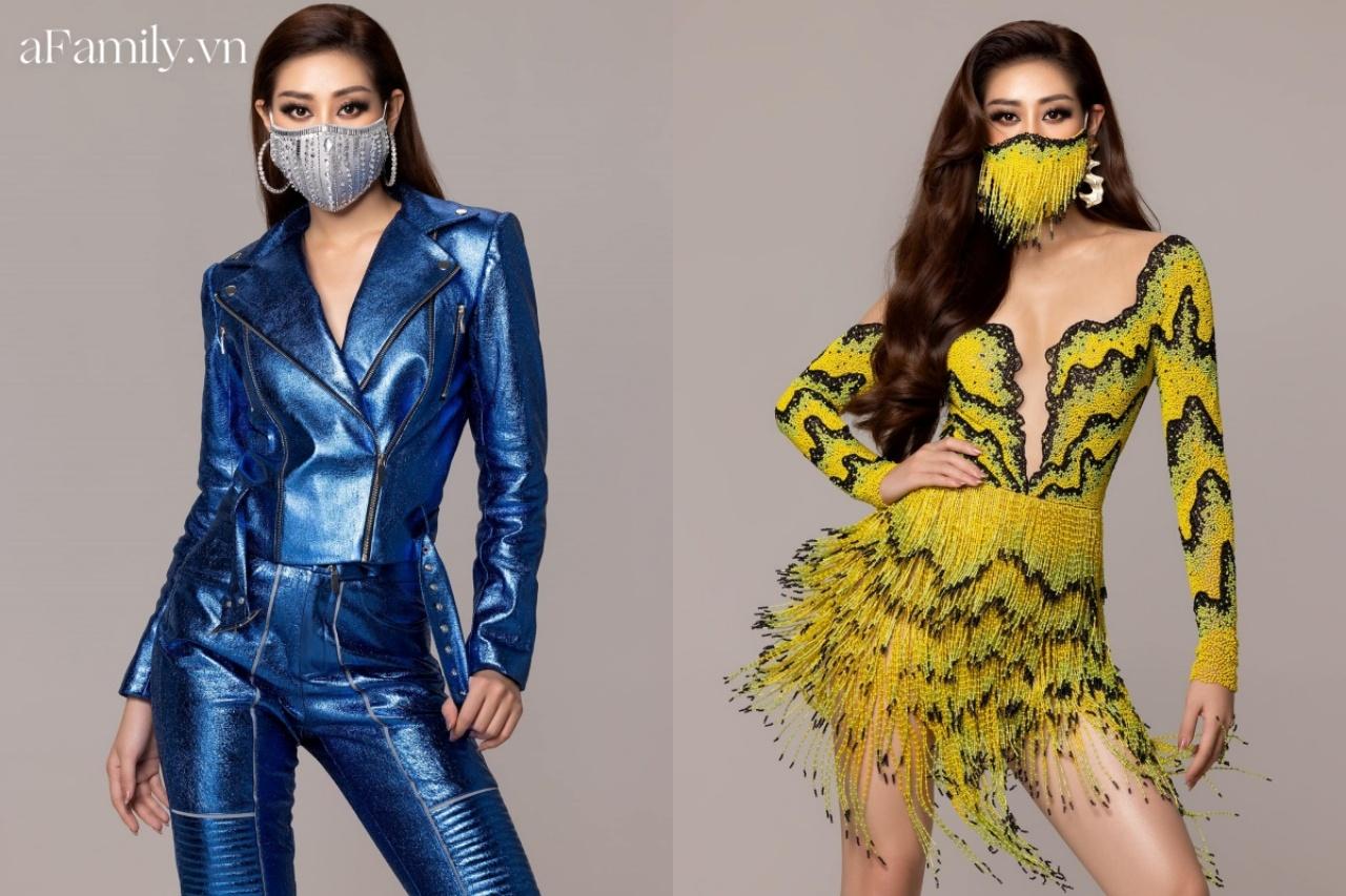 """Dân tình vừa tự hào vừa thương cảm với 3 chiến thuật style """"cao tay"""" của Khánh Vân tại Miss Universe - Ảnh 4."""