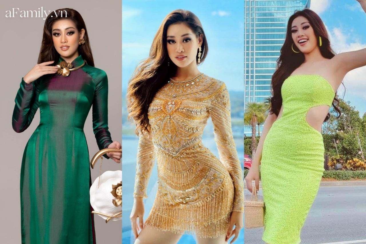 """Dân tình vừa tự hào vừa thương cảm với 3 chiến thuật style """"cao tay"""" của Khánh Vân tại Miss Universe - Ảnh 1."""