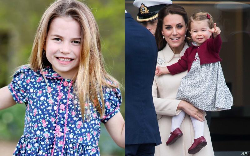 Công chúa Charlotte chứng minh đẳng cấp thời trang Hoàng gia khi lập kỉ lục hiếm ai đạt được