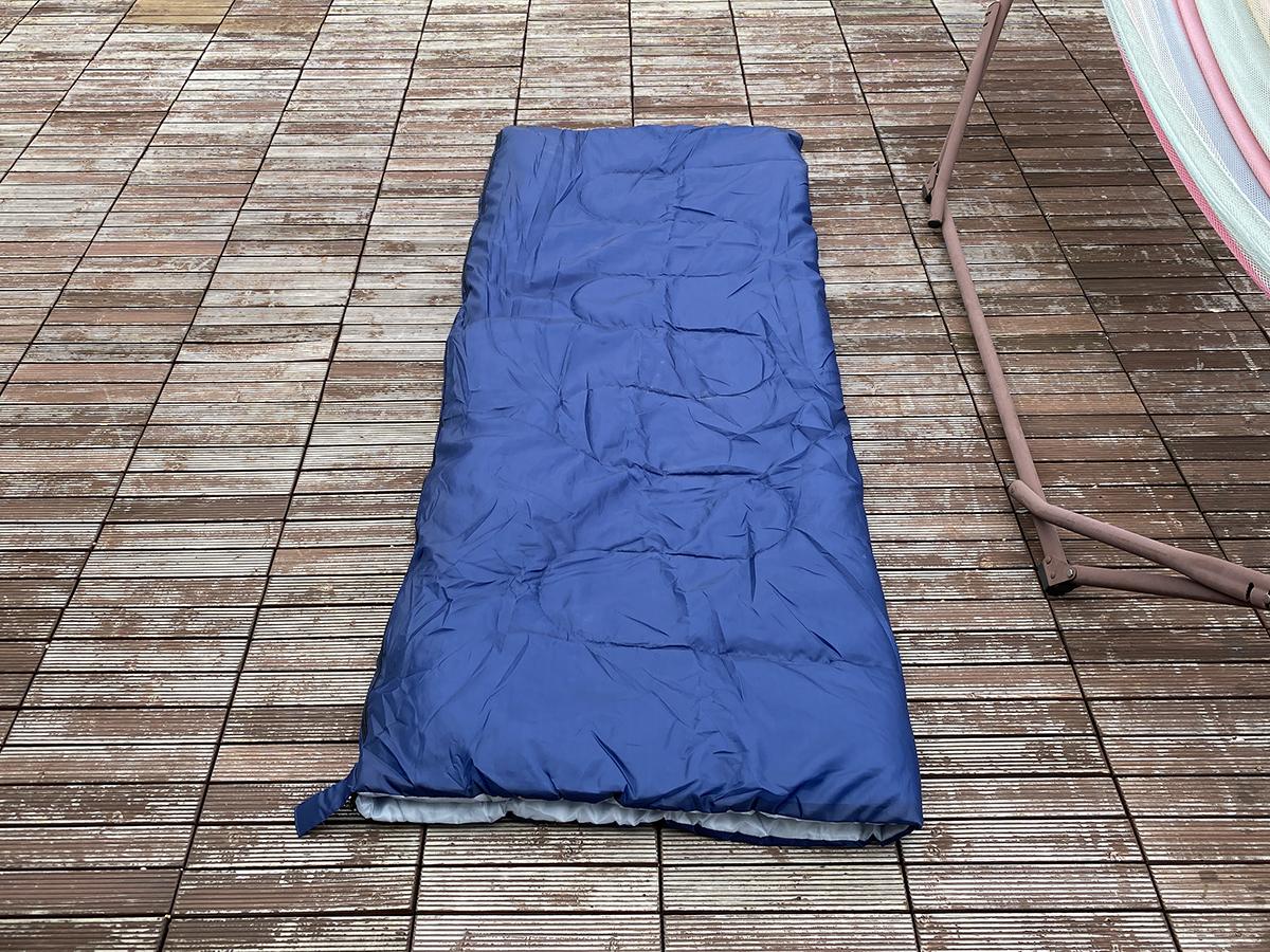 Chúng tôi mua thử túi ngủ mới của Daiso để xem liệu nó có mang lại sự thoải mái tối đa hay không - Ảnh 4.