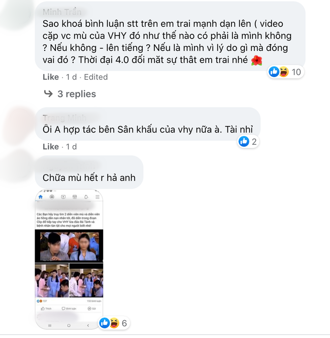 """Fan bà Phương Hằng phát tán """"tin nóng"""", kéo nghệ sĩ Thành Lộc, MC Trấn Thành vào cuộc, mừng rỡ vì """"MC quốc dân đứng về phía bà Hằng""""?! - Ảnh 7."""