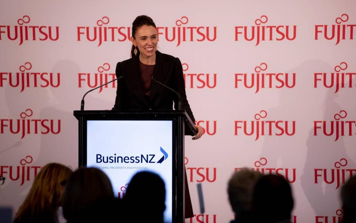 Thủ tướng New Zealand được bầu chọn là nhà lãnh đạo thành công nhất thế giới năm 2021 - Ảnh 1.