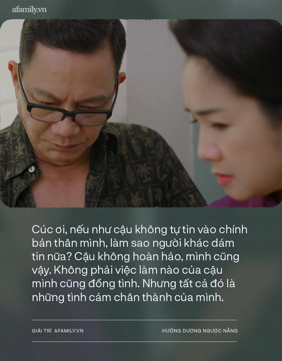 Hướng dương ngược nắng: NSND Thu Hà - NSƯT Phạm Cường gây sốt với cảnh tỏ tình tuổi 50, diễn xuất quá đỉnh! - Ảnh 6.