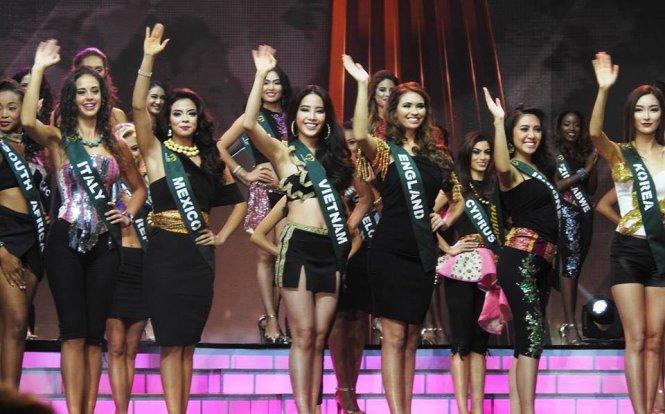 Sau thành công của Khánh Vân, Nam Em hạ quyết tâm trở thành đại diện của Việt Nam chinh chiến tại Miss Universe? - Ảnh 3.