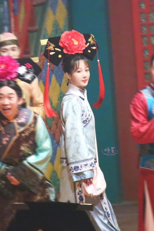 Dương Tử bị lộ tạo hình công chúa nhà Thanh, còn đóng lại vai Hạ Tử Vy trong Hoàn Châu Cách Cách - Ảnh 4.