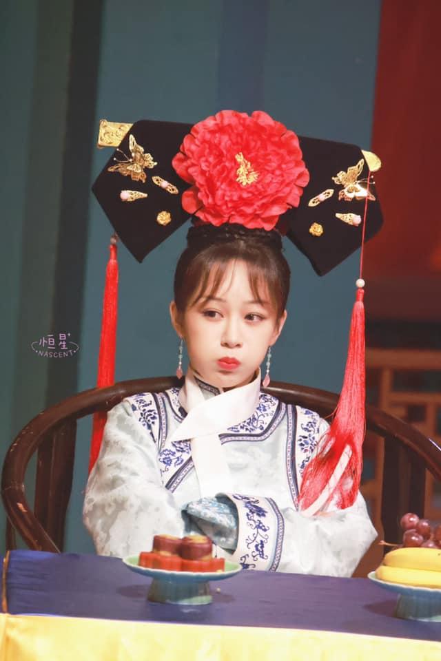 Dương Tử bị lộ tạo hình công chúa nhà Thanh, còn đóng lại vai Hạ Tử Vy trong Hoàn Châu Cách Cách - Ảnh 6.