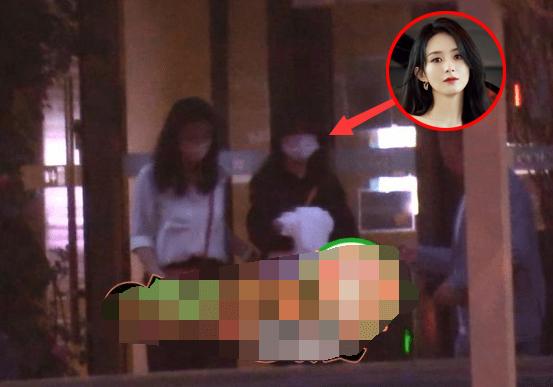 Hậu ly hôn Phùng Thiệu Phong, Triệu Lệ Dĩnh bị bắt gặp đi bar thâu đêm - Ảnh 4.