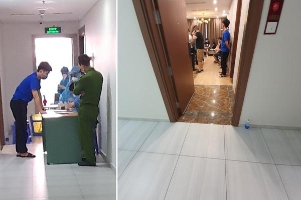 Phát hiện hơn 40 người Trung Quốc nhập cảnh trái phép thuê chung cư sống ở Hà Nội - Ảnh 1.