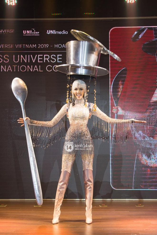 Thi 3 năm rồi, HHen Niê vẫn lọt BXH quốc phục gây bất ngờ nhất lịch sử Miss Universe, Khánh Vân - Hoàng Thuỳ cũng được nhắc tới - Ảnh 5.