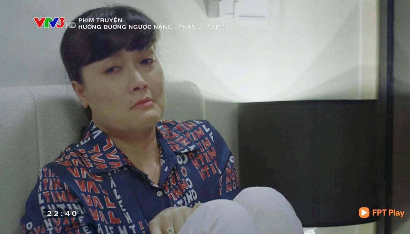 Hướng dương ngược nắng: Khán giả suýt quên Diễm Loan ung thư tụy giai đoạn  cuối