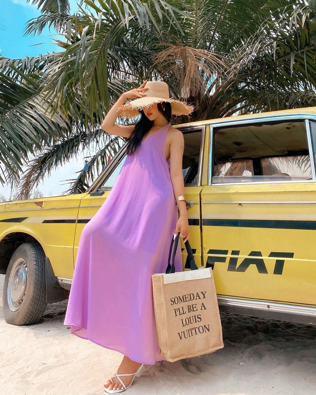 Hà Hồ diện váy Zara 1,3 triệu sang quá nhưng nếu thấy đắt thì bạn có thể tăm tia nhiều kiểu hao hao giá chỉ 1/4 - Ảnh 6.