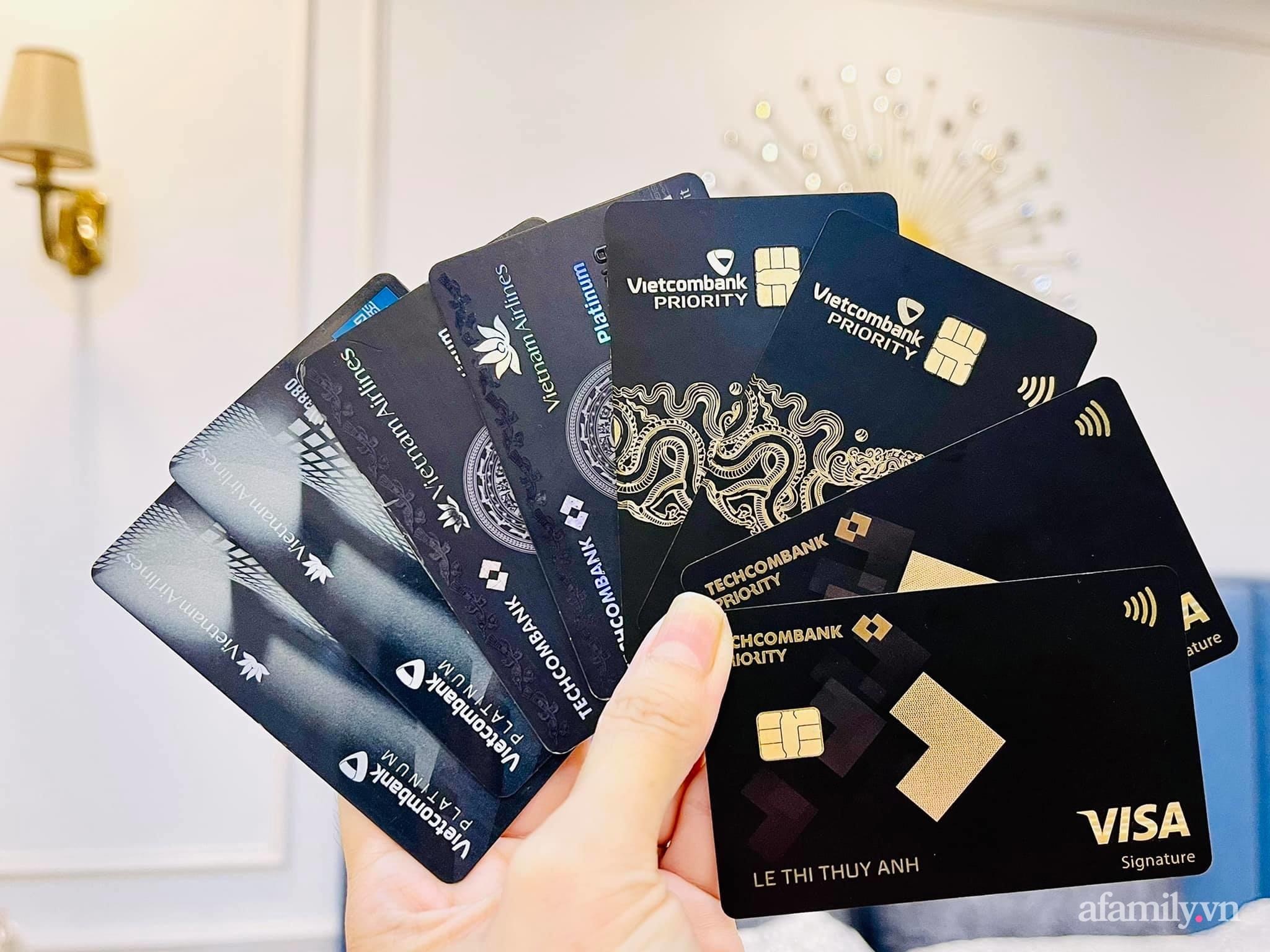 Vợ chồng Đăng Khôi sở hữu 8 chiếc thẻ đen quyền lực, soi đặc quyền mới thấy toàn dịch vụ ai cũng ao ước - Ảnh 2.