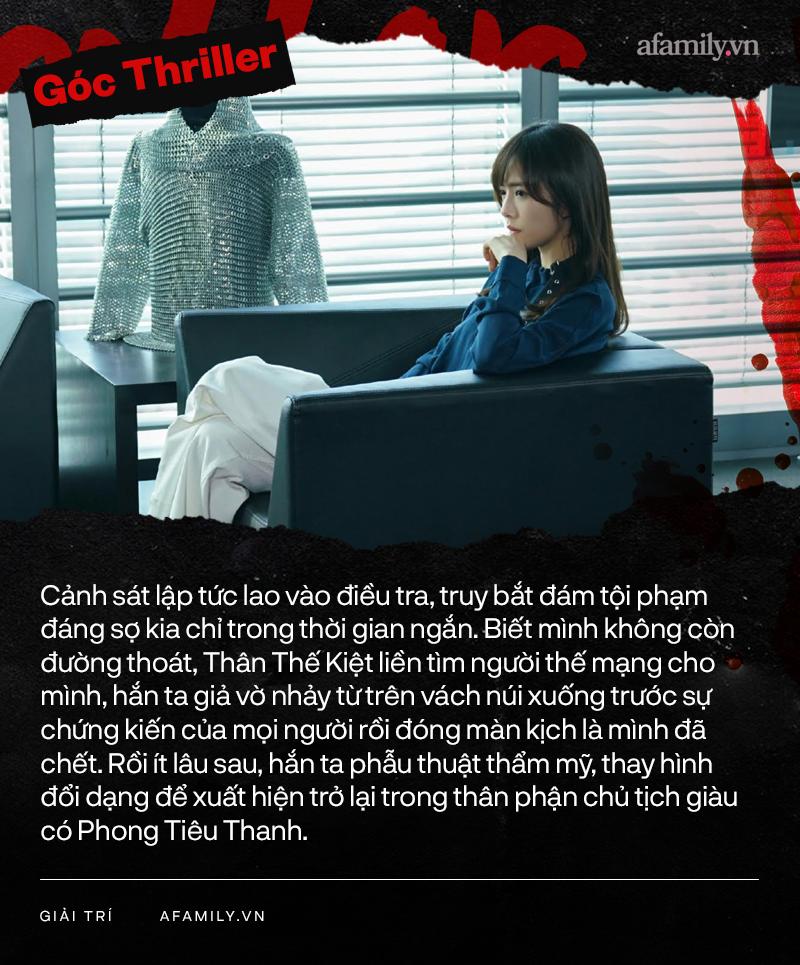 Phim giật gân 18+ ám ảnh nhất: Nữ chính bị cưỡng bức, nam chính tự giết bản thân để trốn tội - Ảnh 3.