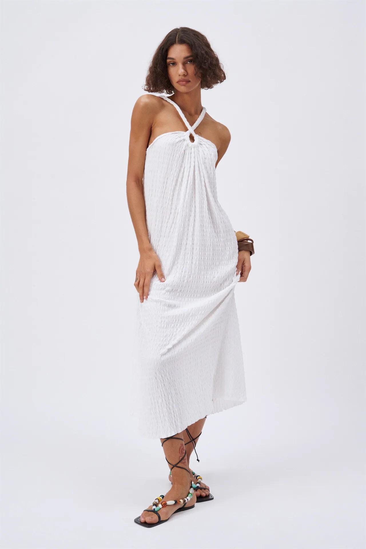 Hà Hồ diện váy Zara 1,3 triệu sang quá nhưng nếu thấy đắt thì bạn có thể tăm tia nhiều kiểu hao hao giá chỉ 1/4 - Ảnh 4.