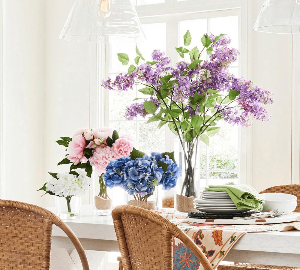 Những cách siêu đơn giản mang hơi thở mùa hè vào căn bếp nhỏ - Ảnh 3.