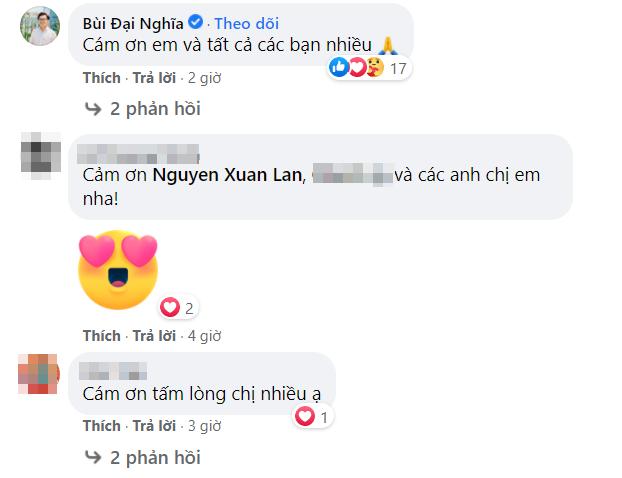Giữa lùm xùm từ thiện 14 tỷ đồng của Hoài Linh, một sao Việt cũng nhanh chóng công khai chi tiết tiền kêu gọi quyên góp - Ảnh 2.