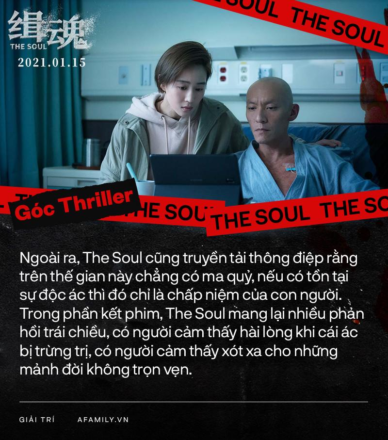 """Phim 18+ """"The Soul"""" của Lý Minh Thuận: Bùa ngải tâm linh, có cả bà bầu giết người, sốc nhất là cảnh lõa thể - Ảnh 9."""