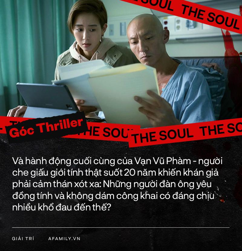 """Phim 18+ """"The Soul"""" của Lý Minh Thuận: Bùa ngải tâm linh, có cả bà bầu giết người, sốc nhất là cảnh lõa thể - Ảnh 10."""