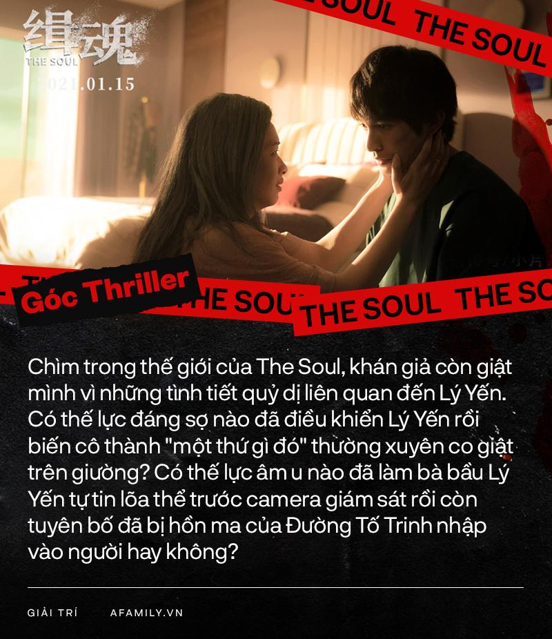 """Phim 18+ """"The Soul"""" của Lý Minh Thuận: Bùa ngải tâm linh, có cả bà bầu giết người, sốc nhất là cảnh lõa thể - Ảnh 4."""