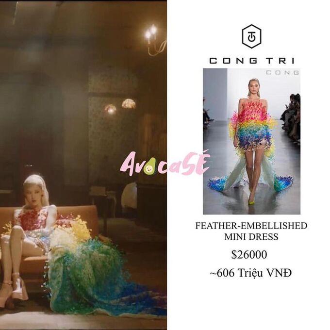 Át vía Nayeon, đây mới là mỹ nhân được stylist của Twice thiên vị nhất khi được diện váy nửa tỷ đồng - Ảnh 7.