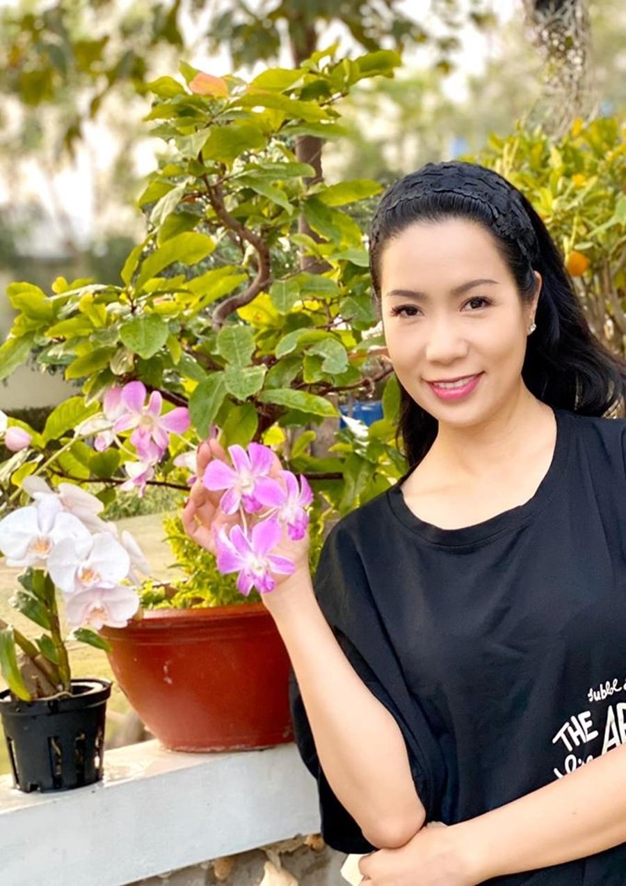 Ngắm biệt thự 10 tỷ ở quận 7 của chồng tặng NSƯT Trịnh Kim Chi - Ảnh 12.