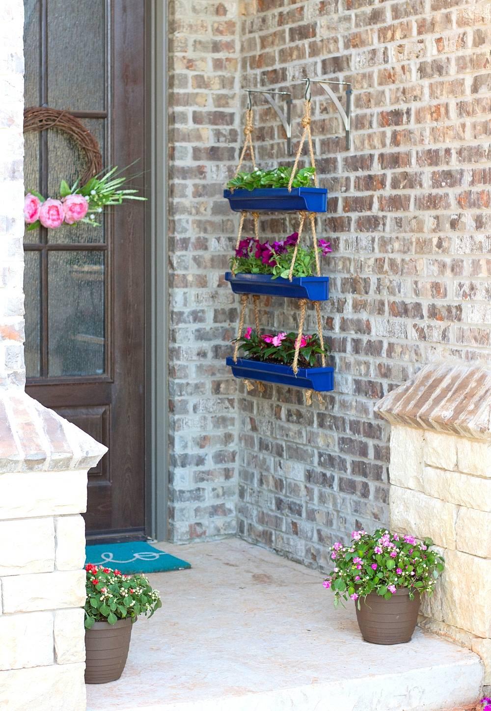 Những ý tưởng trang trí hiên nhà đẹp mơ màng lãng mạn cho những ngày hè - Ảnh 10.