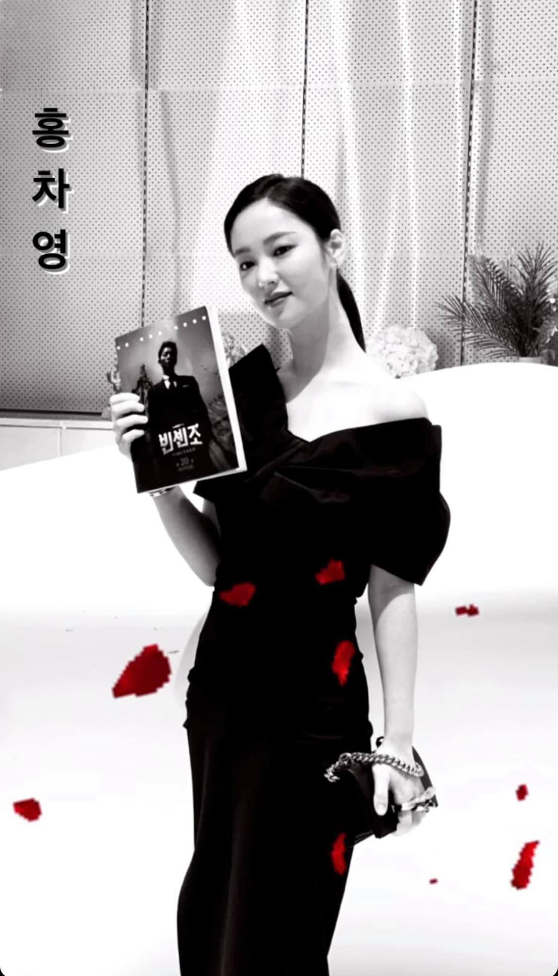 """Từng bị chê kém sắc nhất list """"người thương"""" Song Joong Ki, điên nữ Vincenzo bùng nổ nhan sắc trong tập cuối, diện đồ ăn đứt mẫu quốc tế - Ảnh 4."""