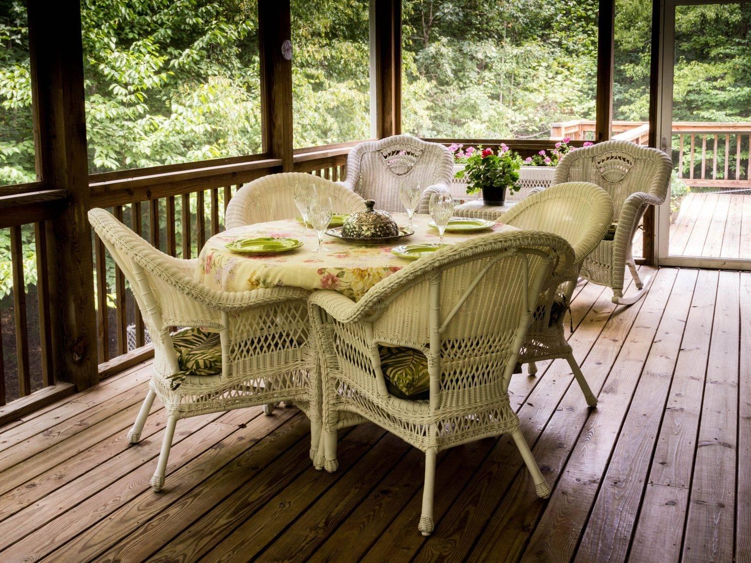 Những ý tưởng trang trí hiên nhà đẹp mơ màng lãng mạn cho những ngày hè - Ảnh 5.
