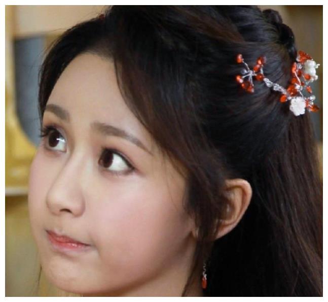 Dương Tử - Triệu Lệ Dĩnh 30 tuổi vẫn đóng vai thiếu nữ ngốc, mặt thì rất xinh nhưng không thể vượt qua cô gái này - Ảnh 2.