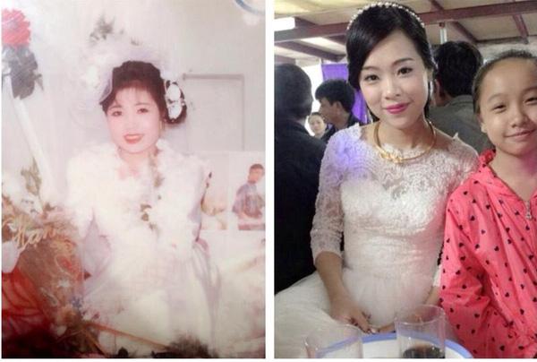 """Dân mạng hào hứng bắt trends """"Đưa mẹ về thanh xuân"""" với loạt ảnh xinh như diễn viên TVB cùng các góc nghiêng cực phẩm của mẹ - Ảnh 1."""