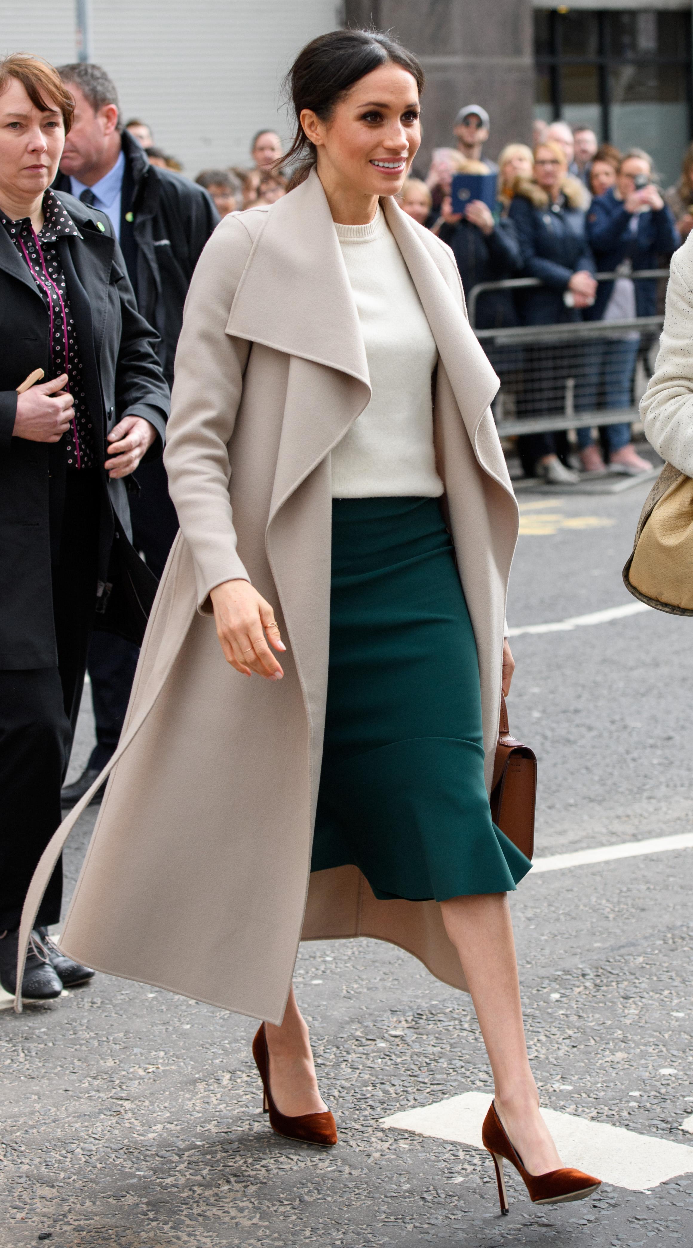 """Bất ngờ: Meghan Markle đánh bại Công nương Kate, trở thành """"biểu tượng thời trang"""" được tìm kiếm nhiều nhất - Ảnh 3."""